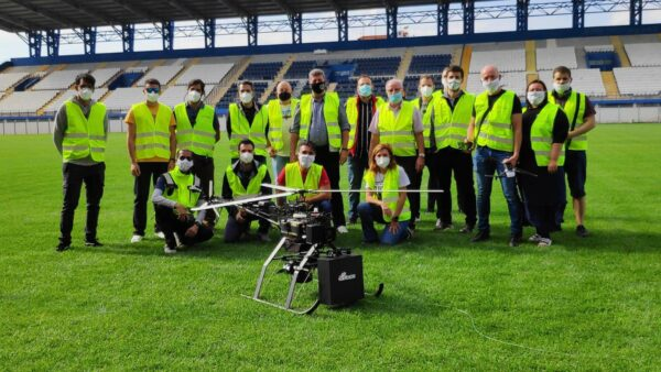 5Gdrones partners in Greece Hepta Airborne